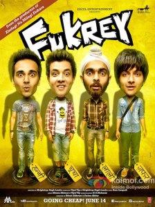 Fukrey-Poster